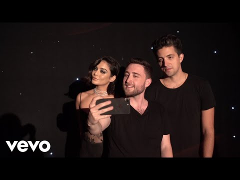 Phantoms  Lay With Me ft Vanessa Hudgens Behind the Scenes