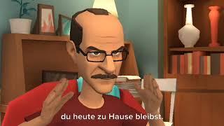 �������� ���� Сериал на немецком Wir sind Freunde, Folge 5 ������