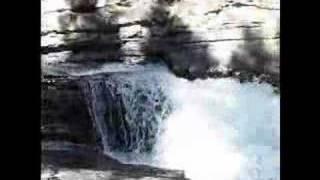 johnston canyon falls ink pots banff national park