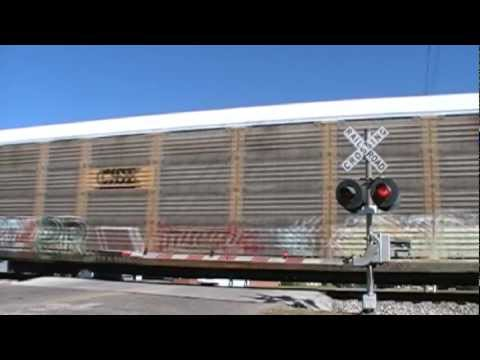 Railroad Crossings Of The South