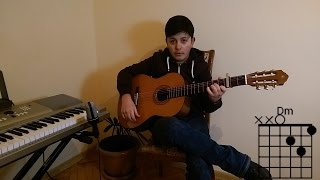 5'nizza (Пятница) - Я солдат (видео урок на армянском)