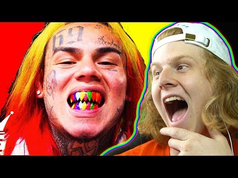 "HE'S BACK! 6IX9INE ""Tati"" Feat. DJ SpinKing (WSHH Exclusive - Official Music Video) REACTION!"