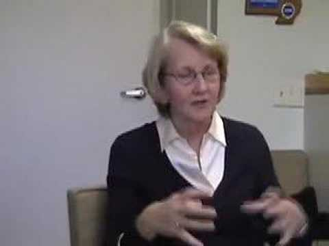 Behind the Scenes- Dr. Judith Miles