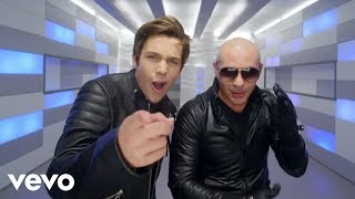 Смотреть клип Austin Mahone - Mmm Yeah Ft. Pitbull