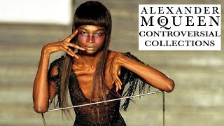 Top 10 Alexander McQueen Fashion Shows You Should Know!! (Part 1)