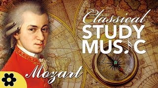 Study music for concentration, instrumental music, classical music, work music, mozart, ♫e021d