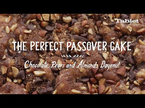 The Perfect Passover Cake, by Leah Koenig