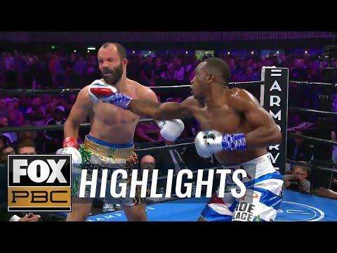 Erislandy Lara is a world champion once again! | HIGHLIGHTS | PBC ON FOX
