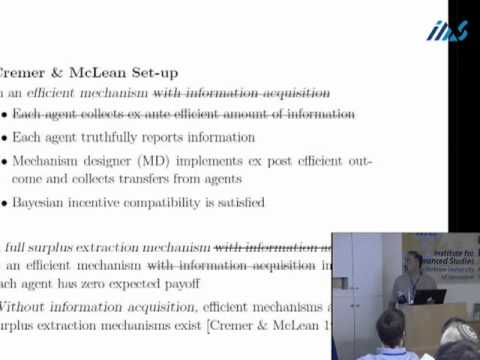 Mechanism Design with Information Acquisition: Efficiency an