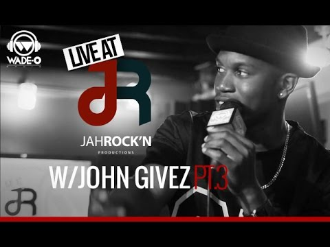John Givez and Where He's Going Musically | Live @ JahRock'n S3E17 Pt3