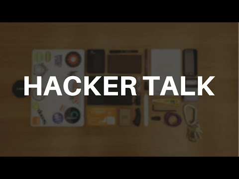 Hacker Talk #1 - De Meerkat, la jubilación de IE, Digital Nomads y Devs Mexicanos