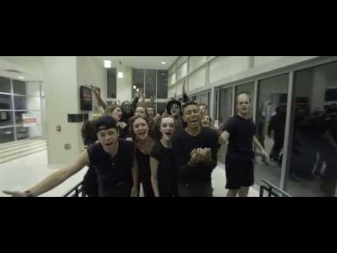 UNCSA Welcome Squad Lipdub 2015 Don't Stop Me Now