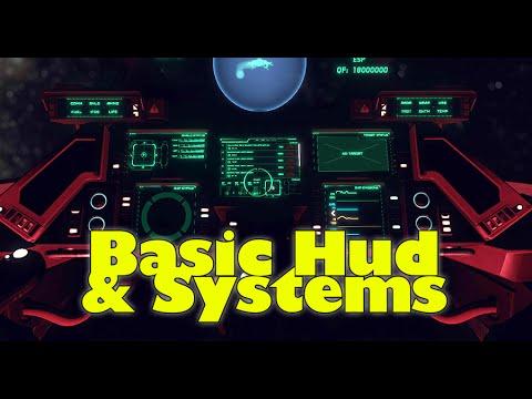 Star Citizen - Basic MFD / HUD & Systems Guide