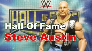 WWE Figure Stone Cold Steve Austin Hall of Fame ELITE : Review &  Stopmotion Animations thumbnail