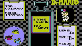 [TAS] NES Dr. Mario