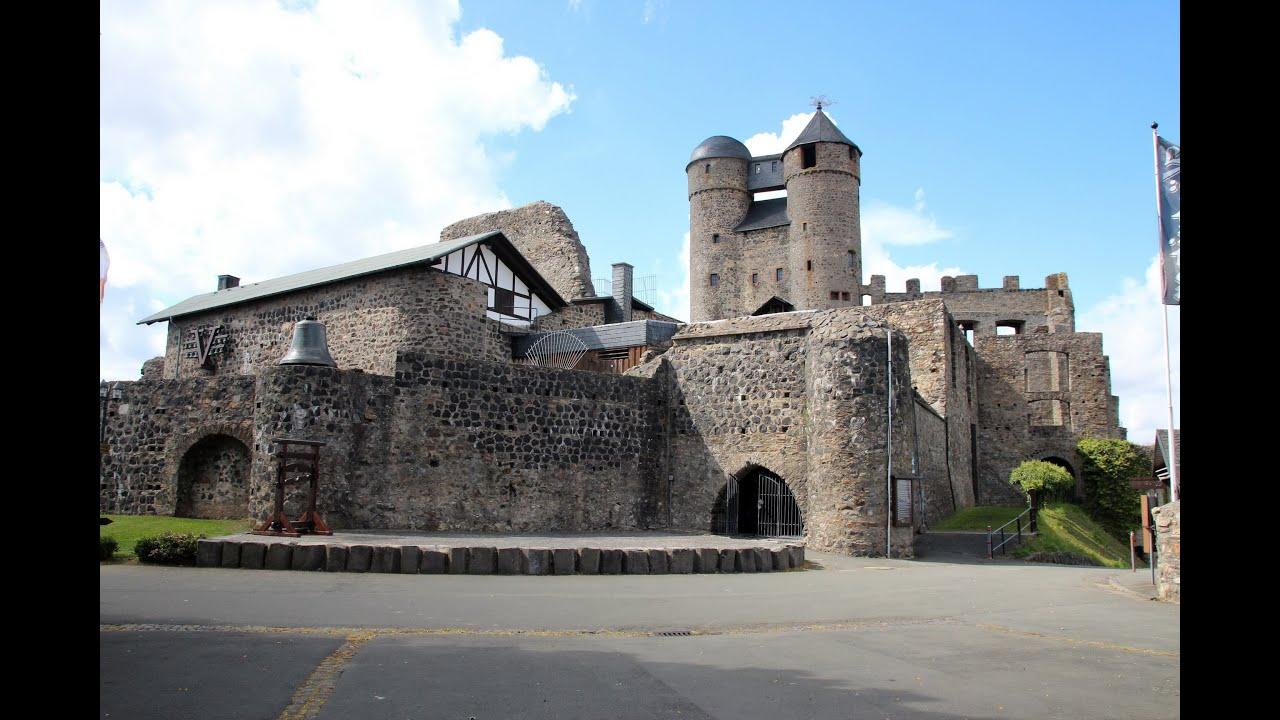 Burg Greifenstein ( Hessen ) YouTube