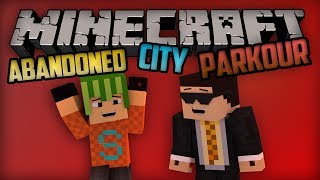 minecraft smart moving mod time to troll bodil abandoned city parkour part 1 w bodil40