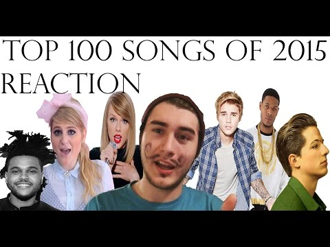 Top 100 Songs of 2015 - Reaction