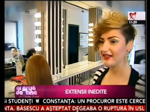 Extensii De Par Cusute La Tabya Eyelashes Beauty Youtube