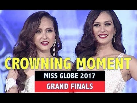 Miss Globe 2017: CROWNING MOMENT - FINALS CORONATION NIGHT (FULL HD)
