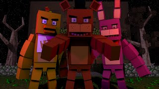 Minecraft: MANSÃO DO FIVE NIGHTS AT FREDDY