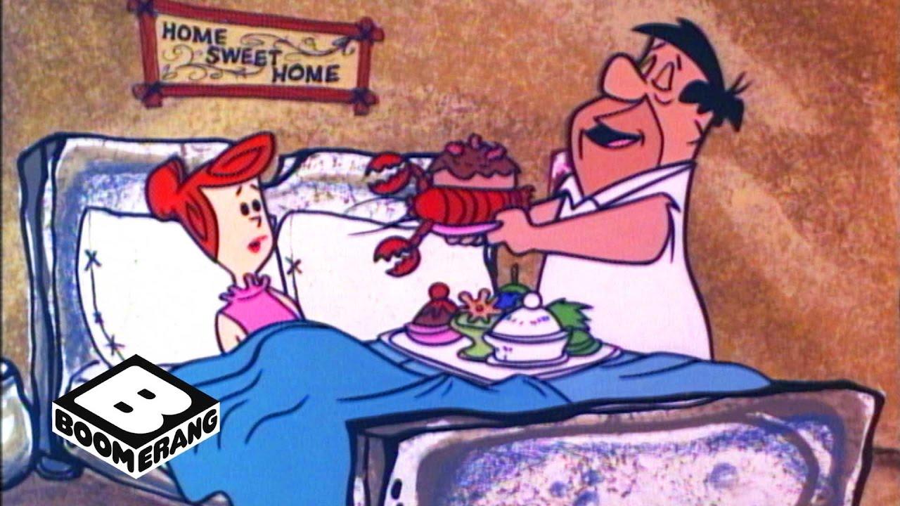 Hubby Responsibilities Flintstones Boomerang Official Youtube