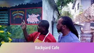 Backyard Cafe in Georgetown, Guyana (Review 2018)