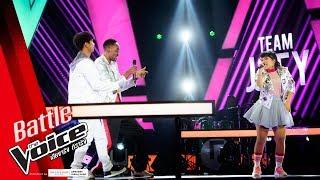แดนนี่&ไปป์ VS ผัดไท - คนใจง่าย - Battle - The Voice Thailand 2018 - 11 Feb 2019
