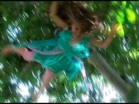 Girl Falls Out Of Tree 72709 145 Youtube