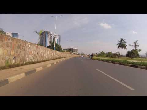 Kisimenti to Engen near Town - Kigali
