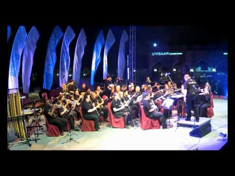 Doha Wind Orchestra - as summer was just beginning