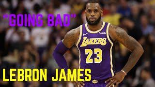 """LeBron James 18-19 Mixtape """"Going Bad"""" Ft Drake HD"""