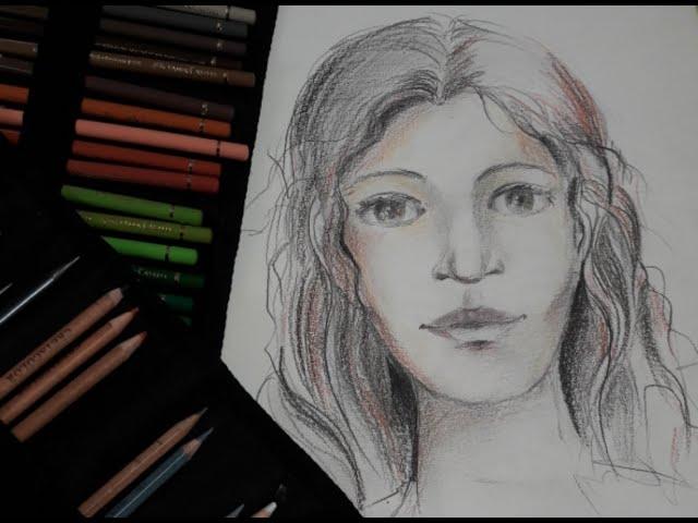 Elke malt - Gesicht zeichnen
