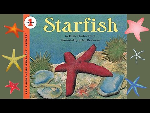 Starfish - Read Aloud Science Book