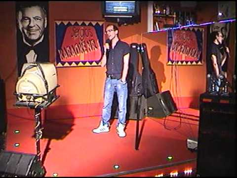 Sergios Karaoke 1º Concurso karaoke 2011 - Concorrente Tiago