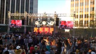Brazillian Girls - Live at The Annenberg, Sound in Focus 7/16/2016