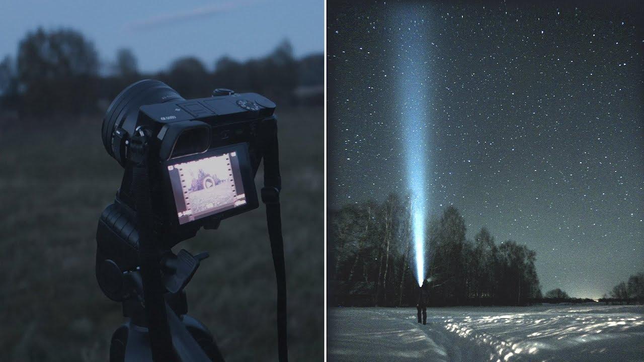 с какими настройками фотографировать ночное небо фото