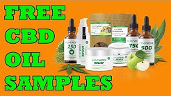 Free CBD Oil Samples From Hempworx ✅ CBD Oil Samples