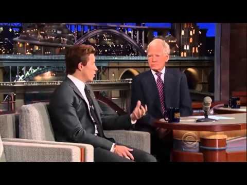 Shaun White on David Letterman Full Interview 11 July, 2013hd720