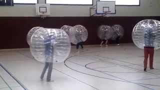 Zorbfussball bei KGS Gotha