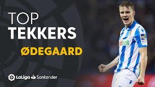 LaLiga Tekkers: Great match of Martin Ødegaard against SD Eibar