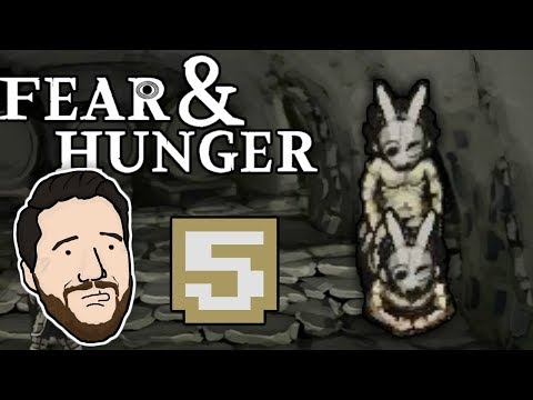 GO EAGLES! | Let's Play Fear & Hunger (Blind) - PART 5 | Graeme Games