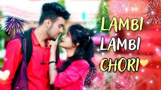 Lambi Lambi Chori Mere Dil Mein Khatke | College Aali Chori | Prince Yadav | Haryanvi Latest Song