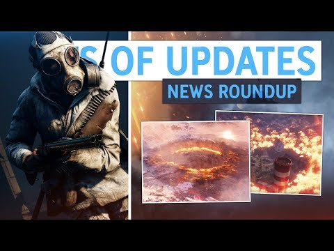 "FIRESTORM & OTHER UPDATES! | Battlefield 5 ""MASSIVE NEWS ROUNDUP!"" (BFV Rush Gameplay)"