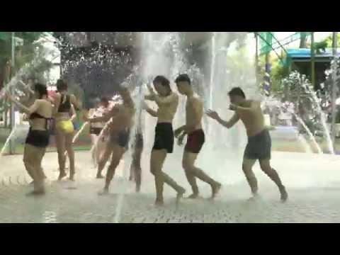 Khu vui chơi Dam Sen Water Park - Xanh - Sạch - An Toàn