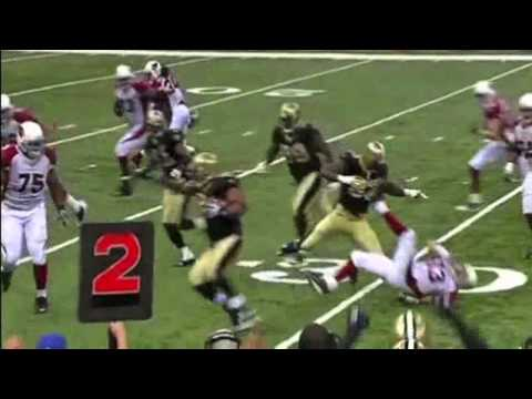 Saints Path to Super Bowl XLIV [Pt. 2]