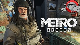 Metro Exodus - ПИЯВКИ (Прохождение #22)