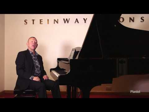 Piano Lesson from Steinway by Graham Fitch: Singing Tone, Part 1