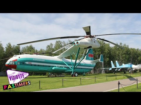 Top 10 Largest Transport Helicopters In the World || Pastimers