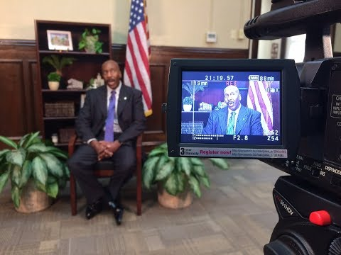 Interview with Incoming Savannah Police Chief Roy Minter